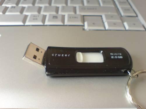 Как восстановить переставшую работать USB флэшку