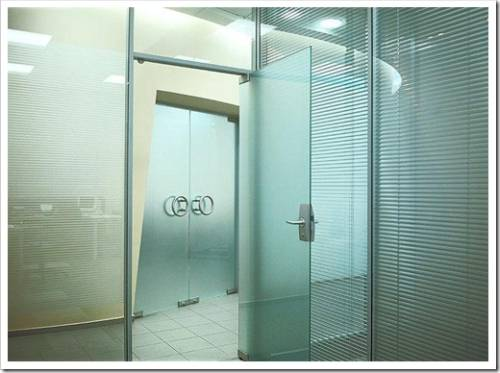 Различное стекло в зависимости от типа помещения
