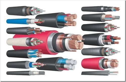 Сфера использования силового кабеля