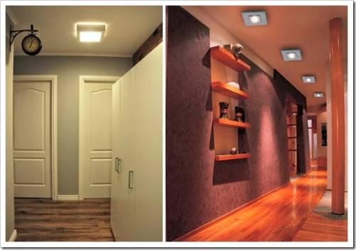 Освещение в прихожей: какие светильники выбрать?