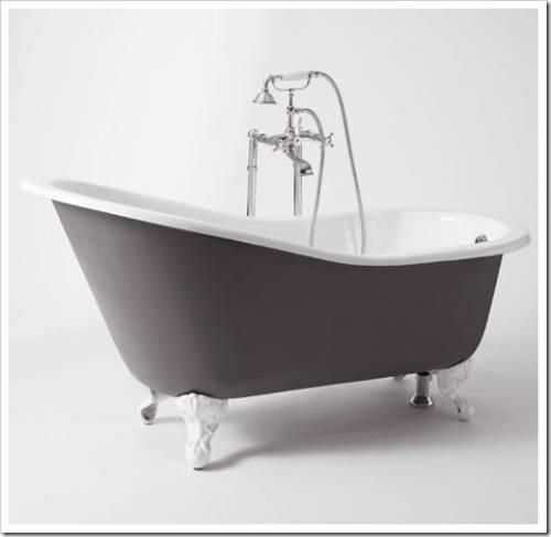 Материалы, используемые для производства ванн