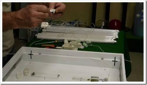 Электромагнитный балласт останется в системе