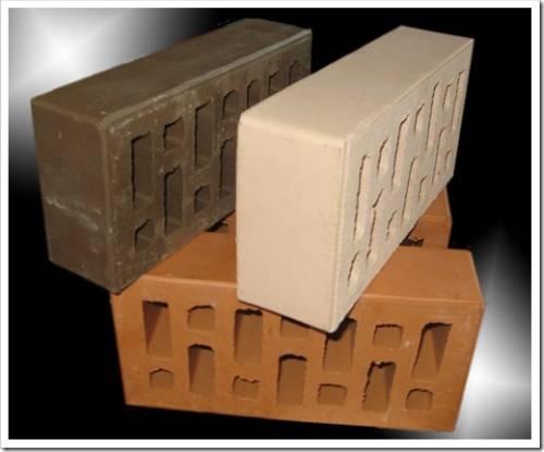 Технические особенности керамического кирпича