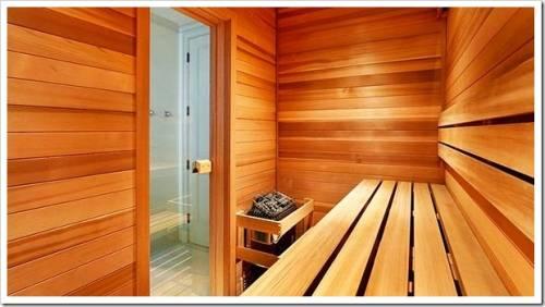 Особенности установки электрических саун в жилых квартирах