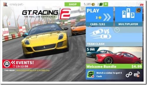 GT Racing 2: The Real Car Exp – создатели Asphalt не разочаровали