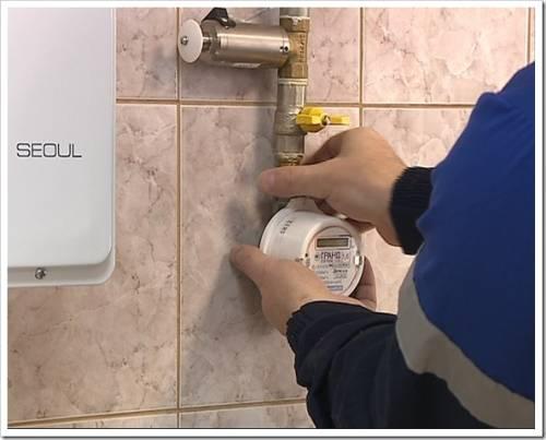 Как установить счетчик на газ в квартире