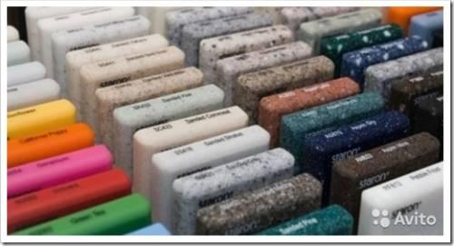 Акрил – доступный вариант искусственного камня