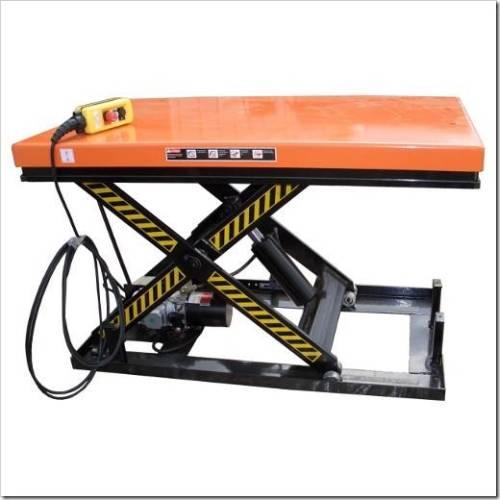 Динамические подъёмные столы: мобильность + практичность