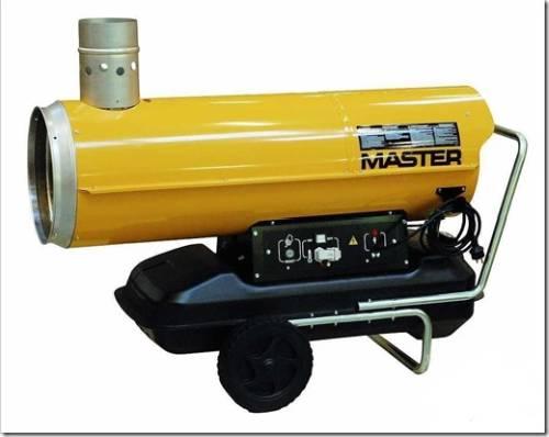 Тепловые пушки Master