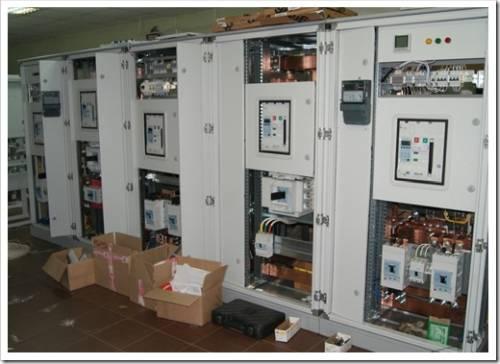 Низковольтные комплектные устройства - что это такое