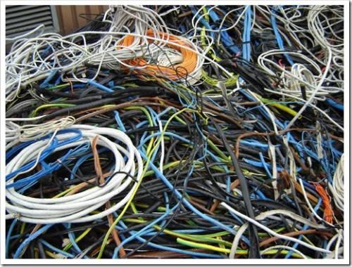 Как сдать кабель в изоляции в лом