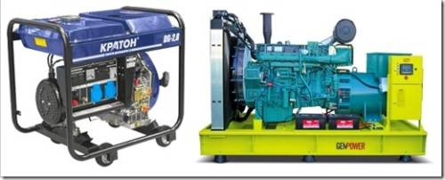 Какой дизельный генератор выбрать для дома