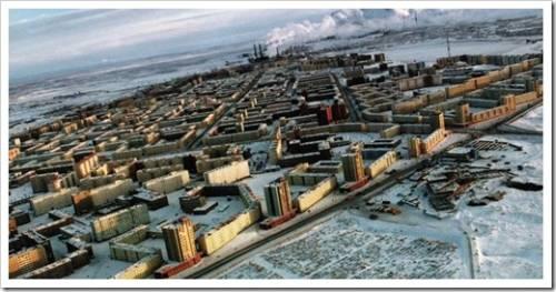 Как происходит доставка грузов в Норильск