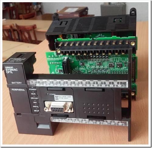 Виды промышленной электроники OMRON