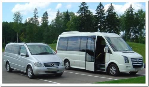 Виды микроавтобусов для пассажирских перевозок