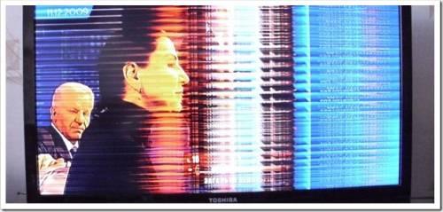 Что может сломаться в телевизоре
