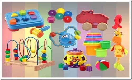 Какие игрушки нужны для развития ребенка