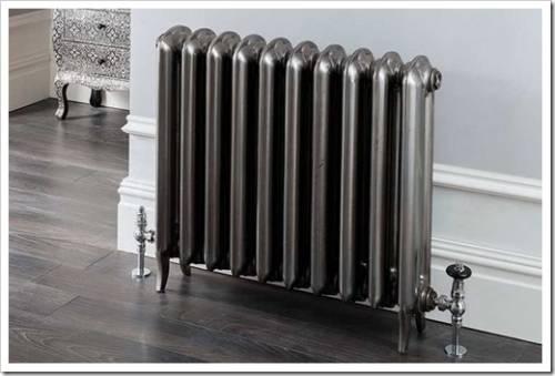 Существующие виды радиаторов отопления