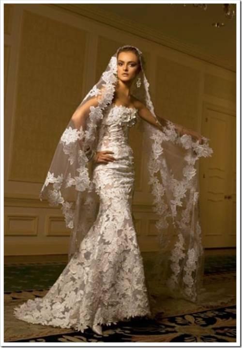 Актуальные тренды свадебной моды