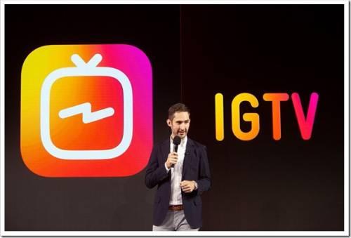 IGTV в Инстаграм - что это