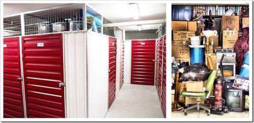 Как арендовать бокс на складе для хранения вещей
