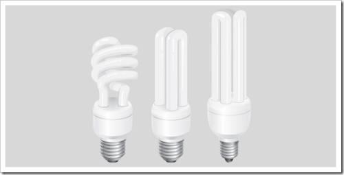 Люминесцентные лампы: виды