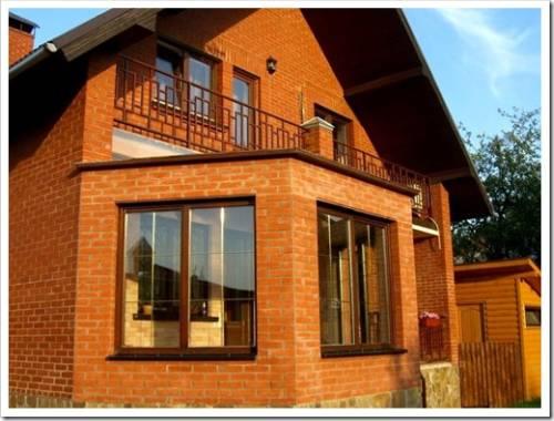 Чем отличаются проекты кирпичных объектов жилой недвижимости?