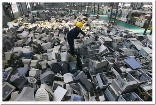 Актуальные программы утилизации электроники и бытовой техники