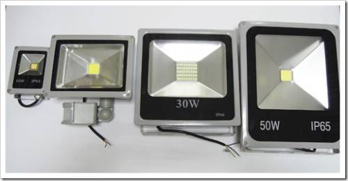 Мобильность и защищённость прожектора