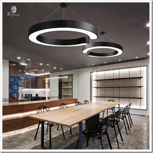 Какой тип светильников предпочесть для офиса?