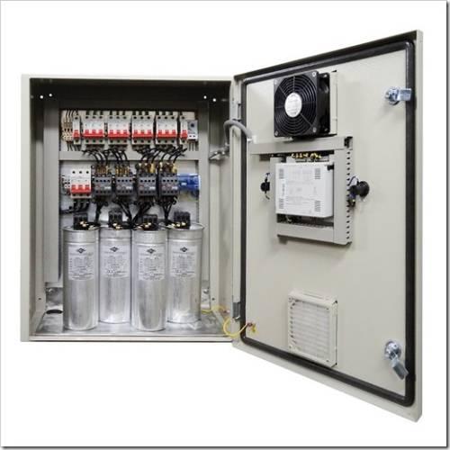 Конденсаторные установки компенсации реактивной мощности - что это и сфера применения