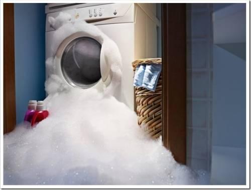 Стиральная машина не сливает воду - что делать