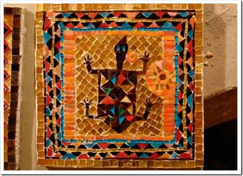 Мозаичное панно - что это и как делается