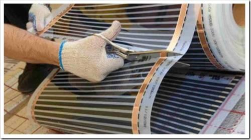 Почему инфракрасный тёплый пол лучше инфракрасных обогревателей?