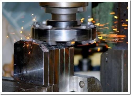 Высокотехнологичное металлообрабатывающее оборудование
