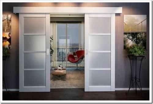 Виды межкомнатных дверей: оптимум
