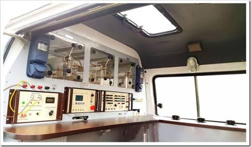 Передвижная электротехническая лаборатория ЭТЛ 35 - описание и характеристики