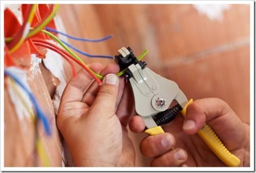 Типичный ремонт электропроводки в квартире