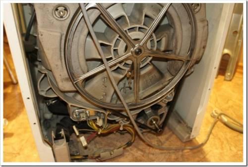 Какие бывают неисправности стиральной машины