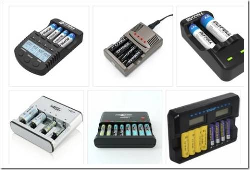 Как выбрать зарядное устройство для для NiMH аккумуляторов АА и ААА