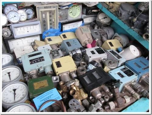 Виды приборов и оборудования КИПиА