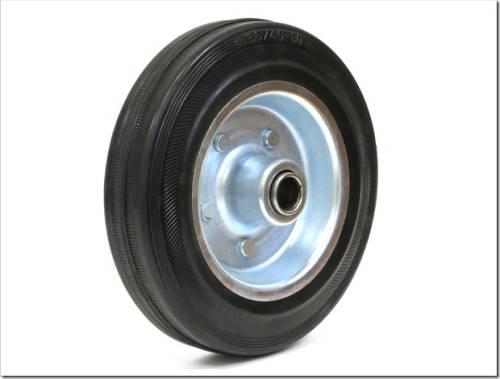 Промышленные колеса без кронштейна - характеристики и сфера применения