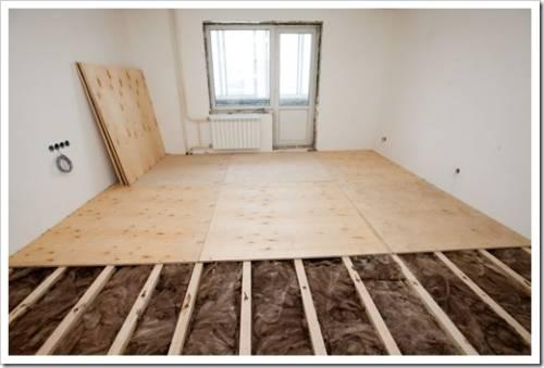 Теплоизоляция и звукоизоляция деревянного дома