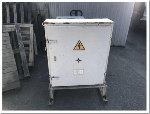 КТПТО-80: технические параметры установки
