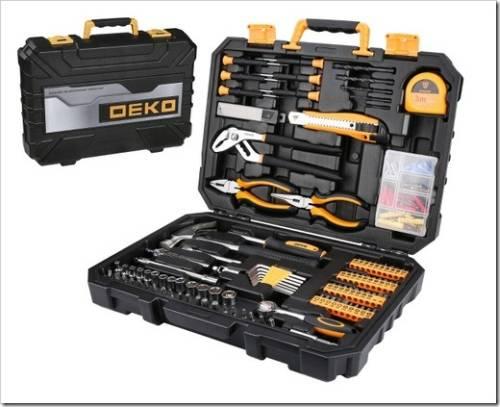 Как выбрать набор инструментов для авто и какие инструменты входят