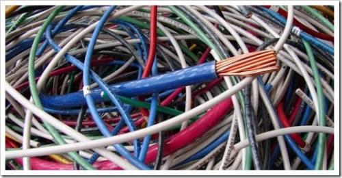 Какие кабели принимают в металлолом и как их выгодно сдать