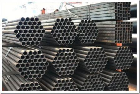 Разновиды стальных труб