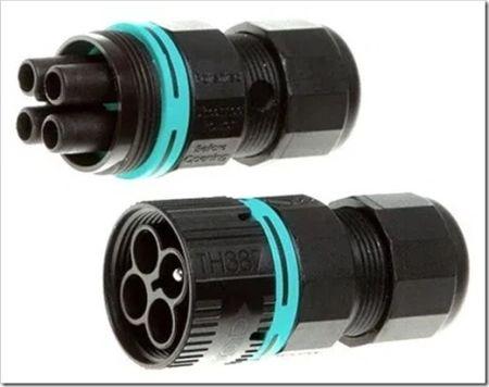 Типы кабельных муфт