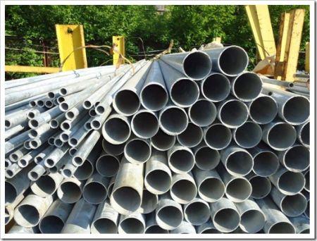 Какие бывают металлические трубы и для чего применяются?