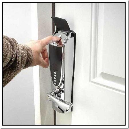 Какие есть виды электронных дверных замков по типу доступа